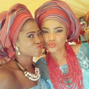 Nollywood Actress Who Was Accused Of Using JuJu For Pastor Caught In Lesbianism Rumor With Her PA (Photos)
